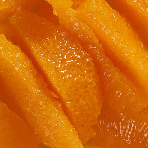 Orangenfilet