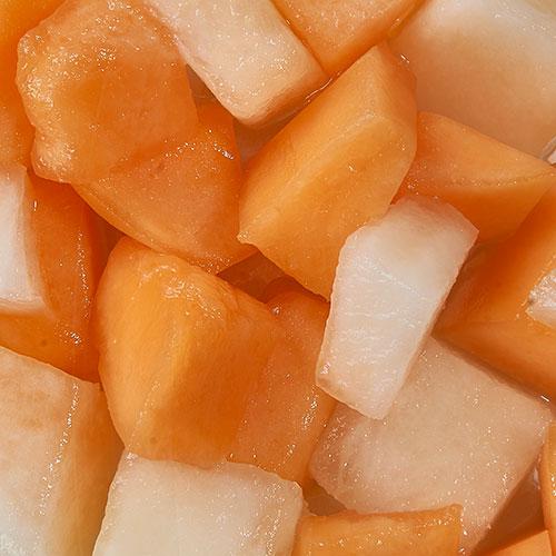 Honig- & Zuckermelonenmix